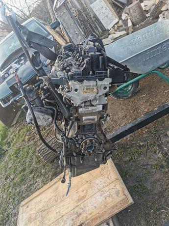 Двигун BMW 2.0 дизель 204D4 M47T OE4 2005р