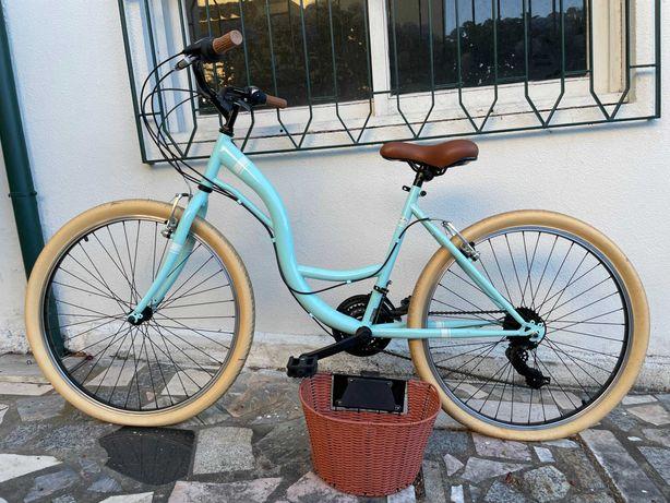 Bicicleta senhora/menina como nova