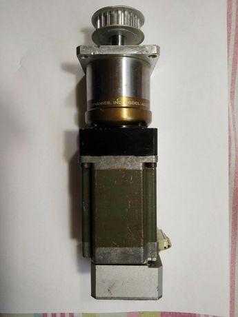 Silnik krokowy, CNC, enkoder, przekładnia planetarna 10:1