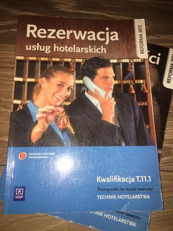 Książka rezerwacja usług hotelarskich
