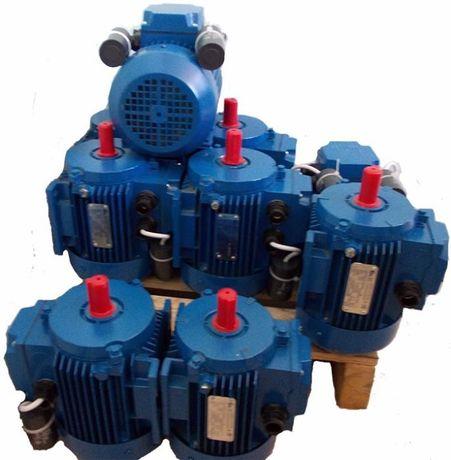 Электродвигатель однофазный 4квт,3квт,2.2,1.5,1.1 1500,3000об/мин 220в