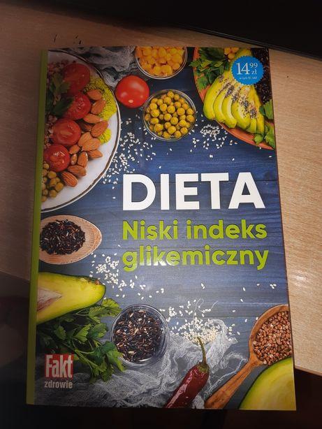 Książka Niski Indeks Glikiemiczny
