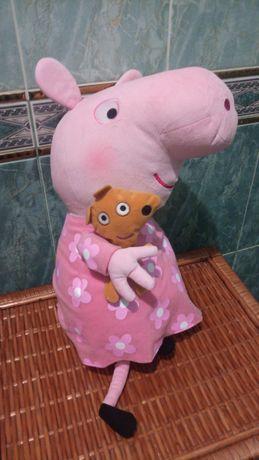 Свинка. Peppa pig большая