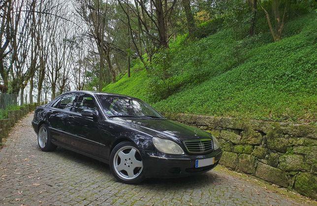 Mercedes S500 - GPL