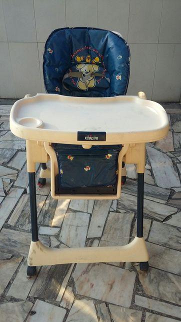 Cadeira de comer para crianca