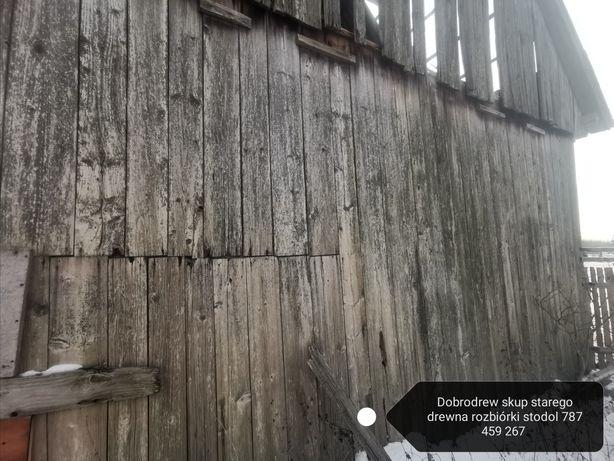 Darmowa rozbiórka stodoły