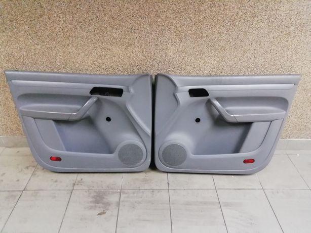 Boczki tapicerka vw caddy Volkswagen