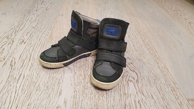 Осенние ботинки на мальчика Tiflani 27 размер (17,5 см)