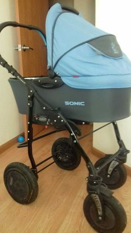 Продам коляску Sonic verdi 3в1