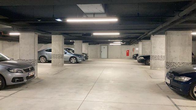 Garaż/Miejsce postojowe pod budynkiem/Barcza 50E/Olsztyn