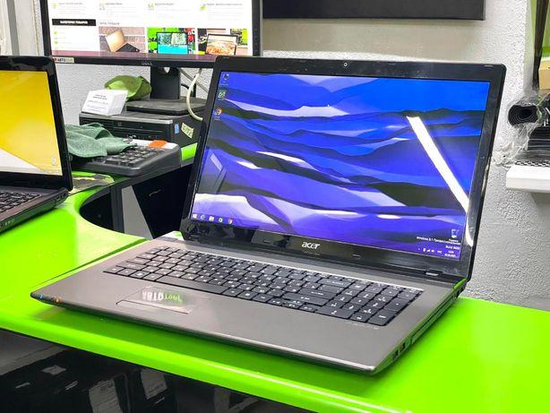 17 дюймов ноутбук Acer для работы / Гарантия 6 месяцев