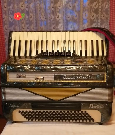 Akordeon Accordiola Super  120 basow
