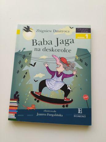 """""""Baba Jaga na deskorolce"""""""