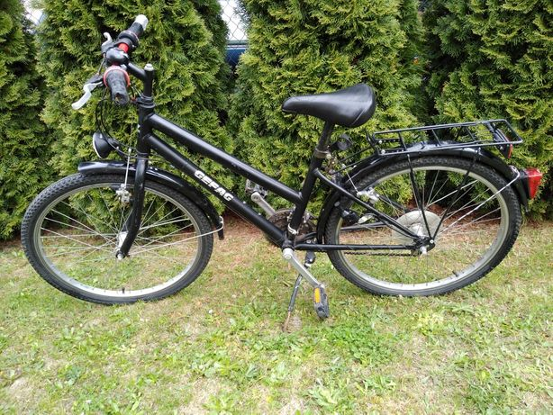 Rower młodzieżowy 24