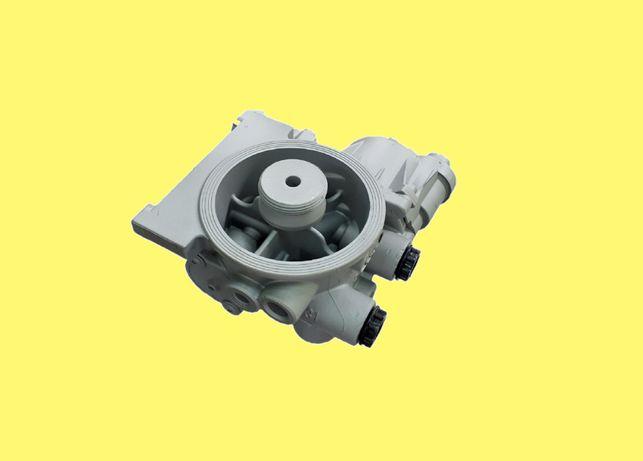 Zawór / podstawa osuszacza / Jednokomorowy osuszacz powietrza