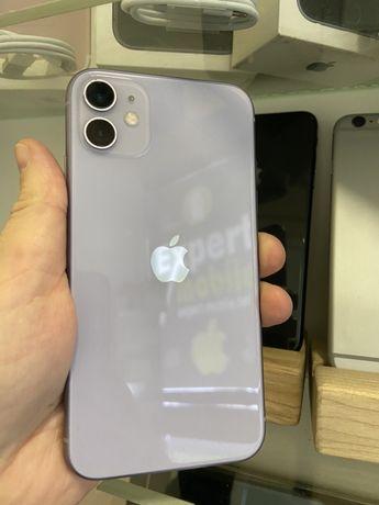 iPhone 11 128gb Purple Neverlock Відмінний стан