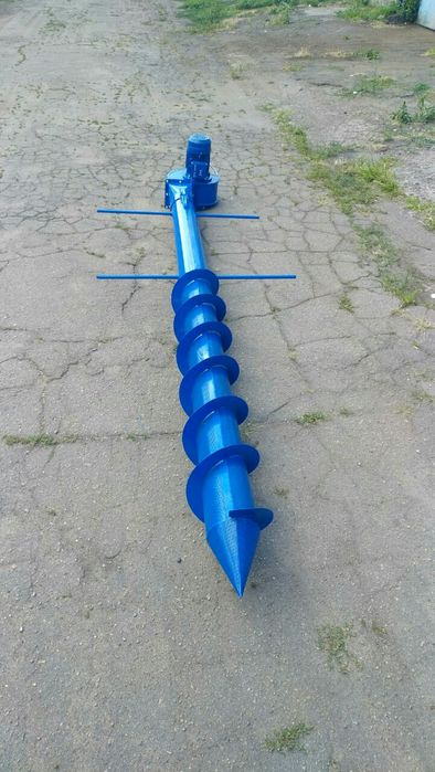 Зерновентилятор Аэратор Зерновой Зерносушилка 2.2Квт 2840 об.мин. Запорожье - изображение 1