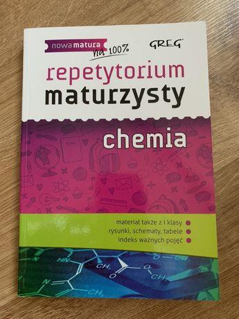 Repetytorium maturzysty chemia GREG