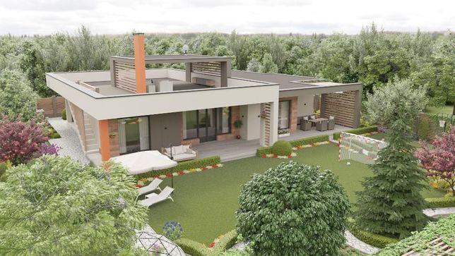 Продам архитектурный проект дома $500