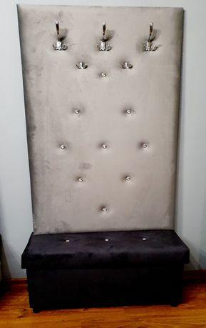 Garderoba tapicerowana
