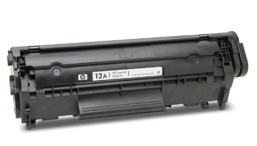 Картридж HP 12A ( ОРИГИНАЛ )