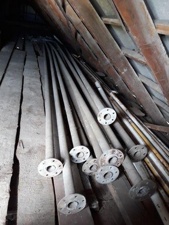 Продам трубы алюминиевые