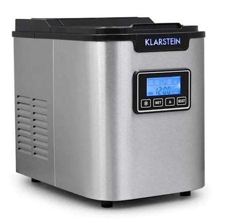 Ледогенератор Klarstein 12кг льда/сутки Льдогенератор Льодогенератор