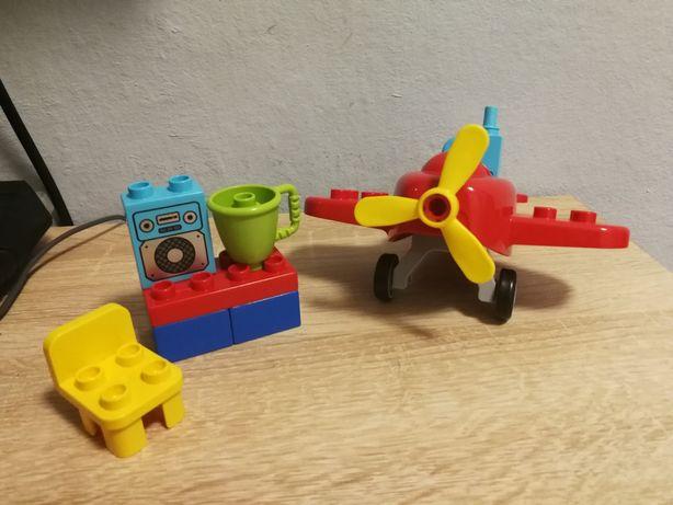 Klocki LEGO Duplo Mój pierwszy samolot 10908