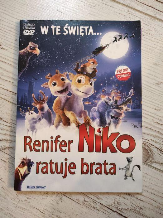 Renifer Niko ratuje brata film DVD Kaczyce - image 1
