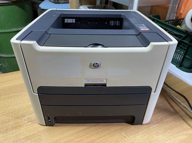 Принтер лазерний HP 1320dn