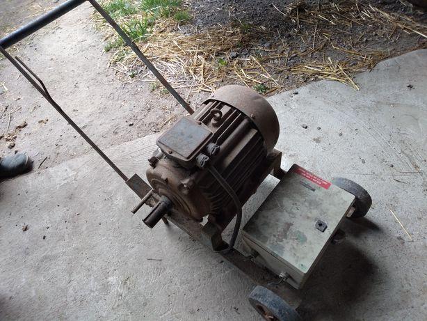 Silnik elektryczny 7,5kw