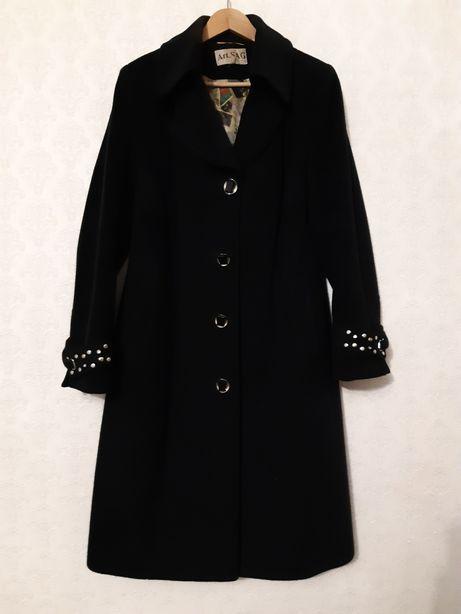 Кошемировое пальто.