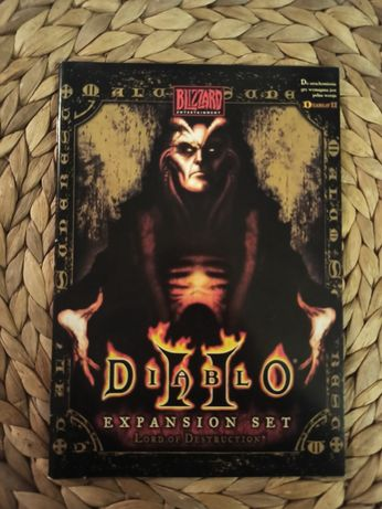 Instrukcja do Diablo II expansion set Lord of Destruction (bez cd)