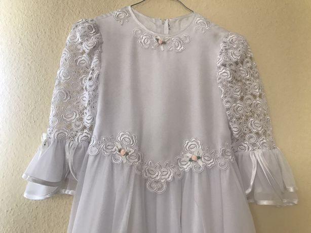 Sukienka komunijna 134cm