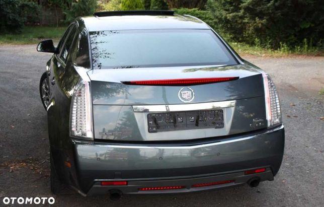 311 KM Cadillac CTS Tylny napęd Full opcja Europejska wersja.