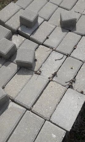 Kostka brukowa betonowa 8cm 10x20 gruba