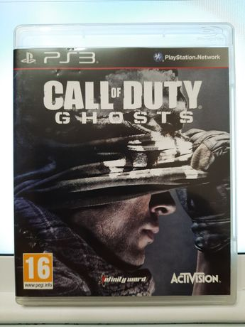Gra PS3 Call of Duty Ghosts