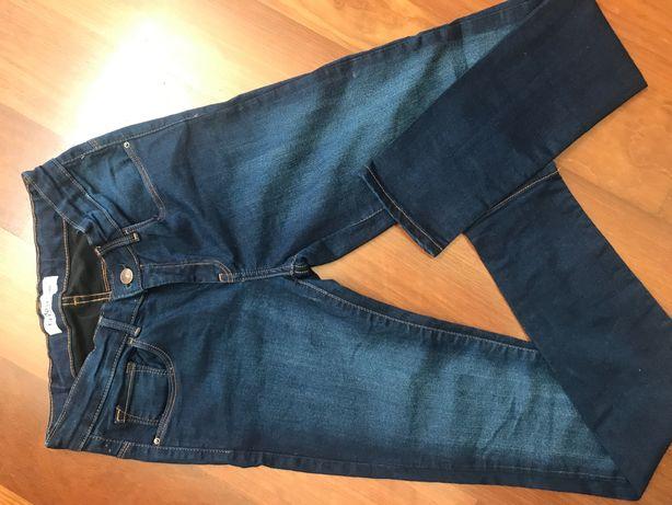 Calça de ganga de menina da Tiffosi com ajuste na cintura