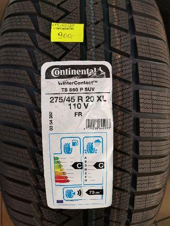 275/45R20 110V Continental WinterContact TS 850 P SUV XL FR Nowe 19rok