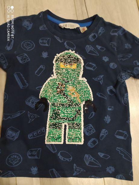 Koszulka lego chlopieca