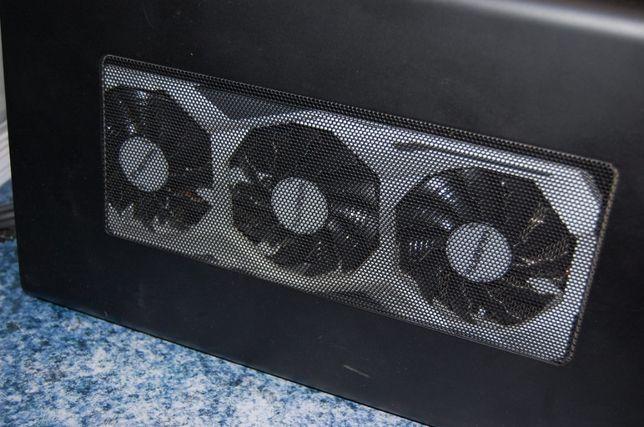 Karta RTX2070 Super GA Core X Chroma Docking Station Thunderbolt