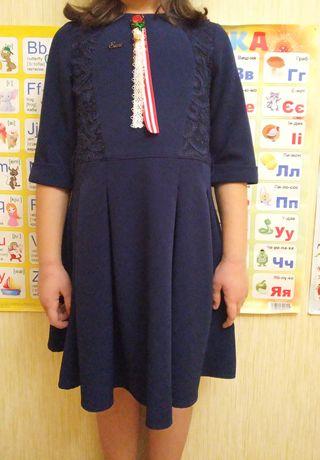 Школьное платье, платье для девочки
