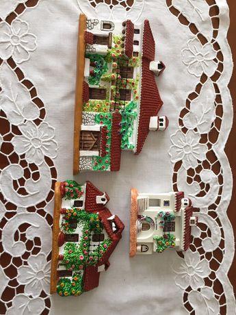 Casas de cerâmica