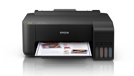 Друк фото на принтері Epson L1110