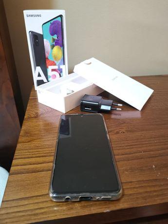 Samsung A51  128Gb + Adaptador + Capa