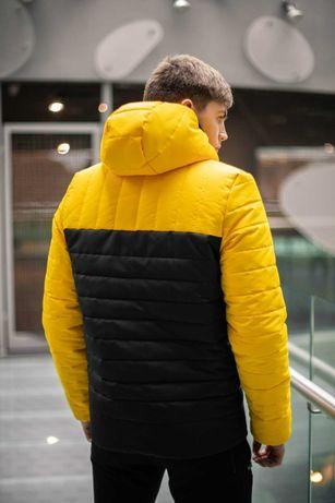 Демисезонная куртка мужская, разные размеры ,наложка ,осень ,зима.