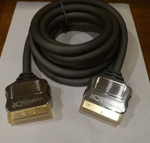 продам кабель TechLink WiresCR SCART - SCART, 2 м.