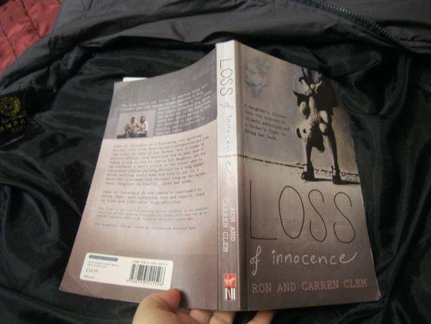 книга на английском языке Loss Of Innocence Ron Clem