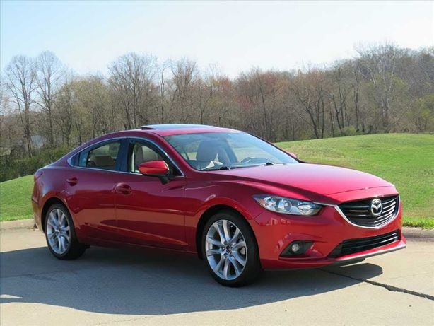 Mazda 6 2015 | Авто з Америки