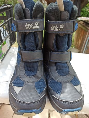 Ботинки Зима Jack Wolfskin